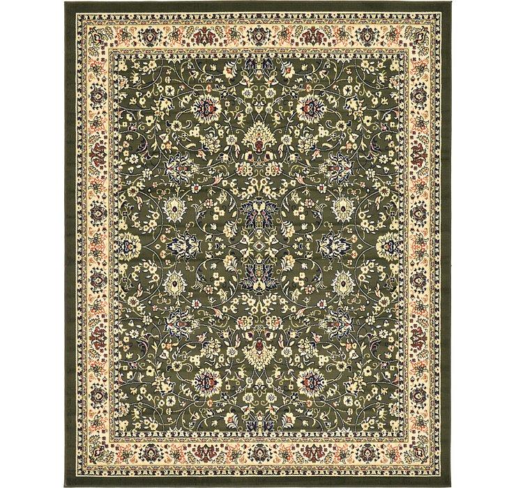 8' x 10' Kashan Design Rug