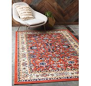 Link to 4' x 6' Kashan Design Rug
