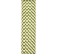 Link to 2' 7 x 10' Chevron Runner Rug
