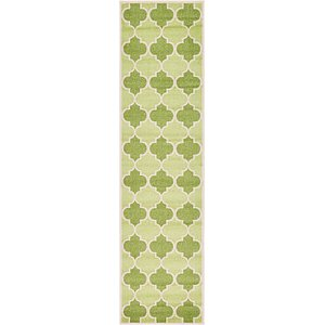 Link to 2' 7 x 10' Trellis Runner Rug page