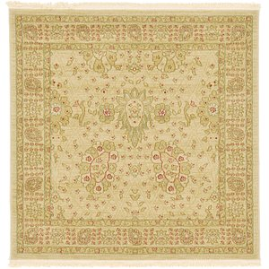 Link to 4' x 4' Kensington Square Rug page