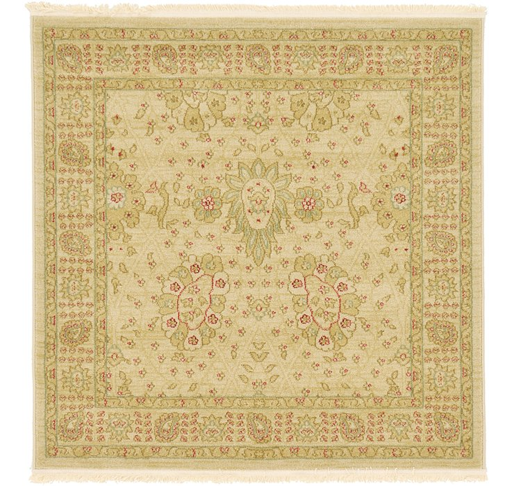 4' x 4' Chelsea Square Rug