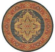Link to 6' x 6' Serapi Round Rug