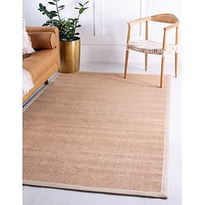 Unique Loom 2' x 3' Sisal Rug