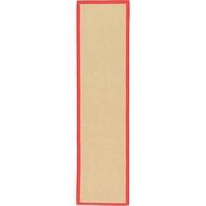 2' 5 x 10' Sisal Runner Rug
