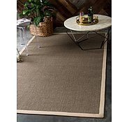 Link to Unique Loom 5' x 8' Sisal Rug