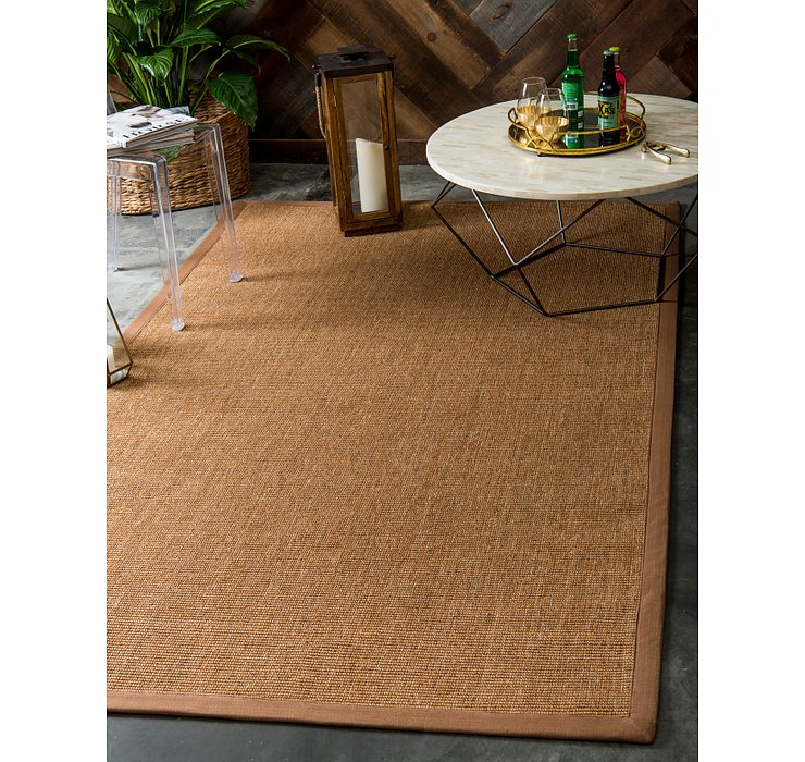 Unique Loom 8' x 10' Sisal Rug