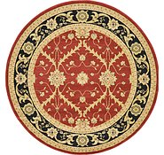 Link to Unique Loom 6' x 6' Edinburgh Round Rug