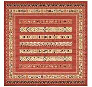 Link to 10' x 10' Kashkuli Gabbeh Square Rug