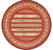 Link to 12' 2 x 12' 2 Kashkuli Gabbeh Round Rug
