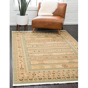 Unique Loom 12' 2 x 16' Fars Rug