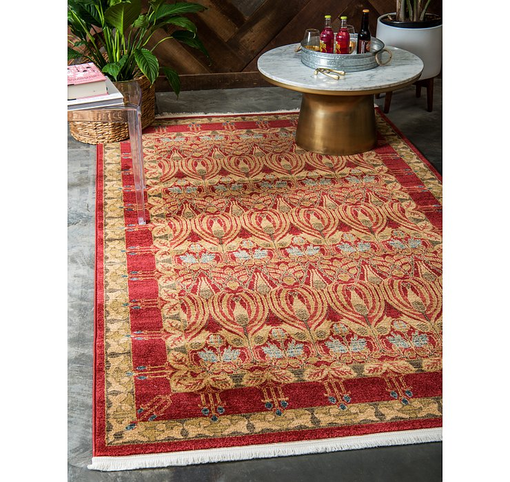 Unique Loom 12' 2 x 16' Edinburgh Rug