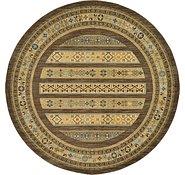 Link to 8' x 8' Kashkuli Gabbeh Round Rug