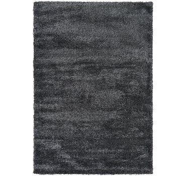 183x274 Luxe Solid Shag Rug
