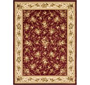 Link to 9' 10 x 13' Classic Aubusson Rug