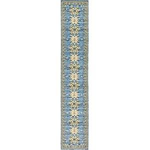 Link to 90cm x 500cm Heriz Design Runner Rug page