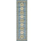 Link to 80cm x 305cm Heriz Design Runner Rug