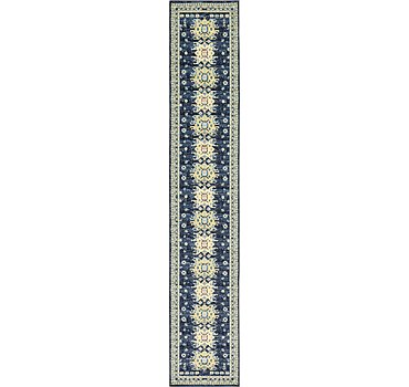 91x500 Heriz Design Rug