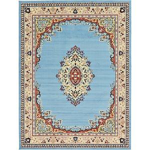 Unique Loom 9' 10 x 13' Reza Rug