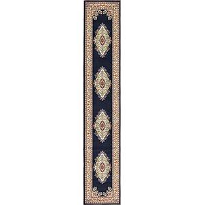 Unique Loom 3' x 16' 5 Reza Runner Rug