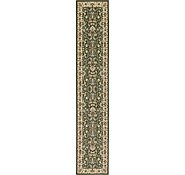 Link to 90cm x 500cm Kashan Design Runner Rug