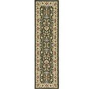 Link to 2' 7 x 10' Kashan Design Runner Rug