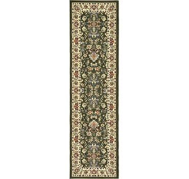 79x305 Kashan Design Rug
