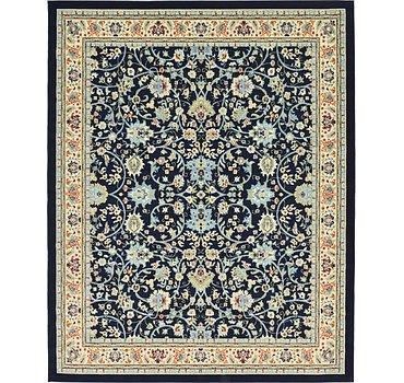 244x305 Kashan Design Rug