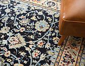 9' x 12' Kashan Design Rug thumbnail image 5