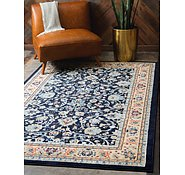 Link to 6' x 9' Kashan Design Rug