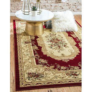 Link to 152cm x 245cm Classic Aubusson Rug page