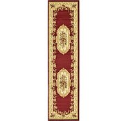 Link to 2' 7 x 10' Classic Aubusson Runner Rug