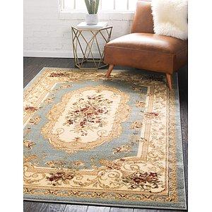 Unique Loom 4' x 6' Versailles Rug