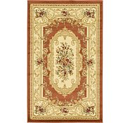 Link to 3' 3 x 5' 3 Classic Aubusson Rug