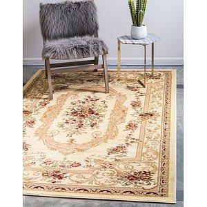 Unique Loom 7' x 10' Versailles Rug