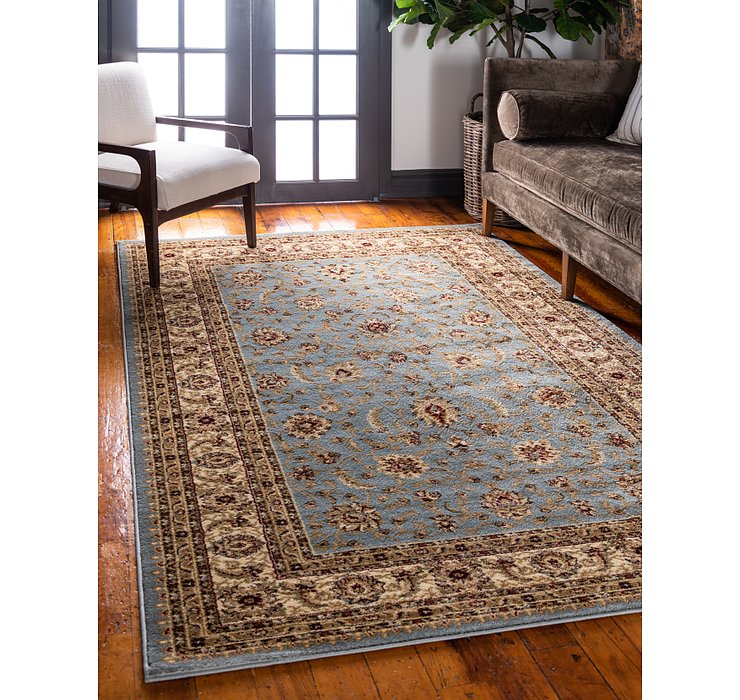 Light Blue Aditi Rug