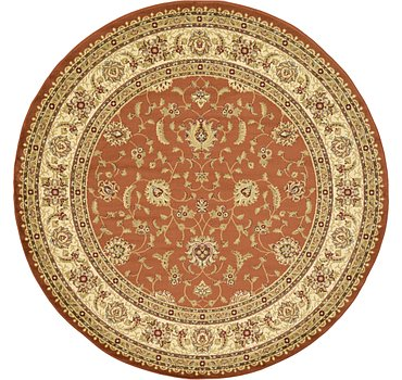 244x244 Classic Agra Rug