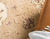 6' x 6' Classic Aubusson Round Rug thumbnail image 12