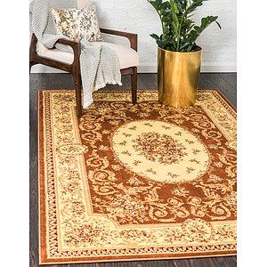 Unique Loom 3' 3 x 5' 3 Versailles Rug