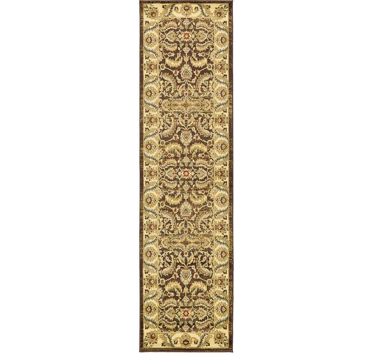 2' 7 x 10' Classic Agra Runner Rug