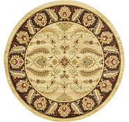 Link to 6' x 6' Classic Agra Round Rug