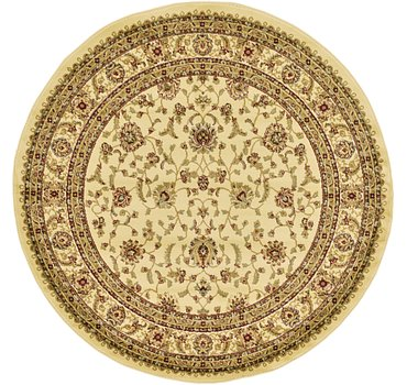 183x183 Classic Agra Rug