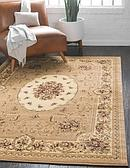 10' 6 x 16' 5 Classic Aubusson Rug thumbnail image 1