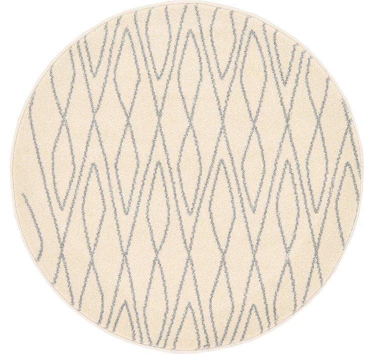 100cm x 100cm Tangier Round Rug