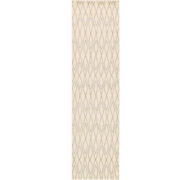 2' 7 x 10' Tangier Runner Rug