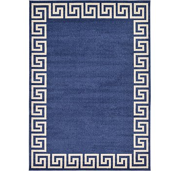 213x305 Greek Key Rug
