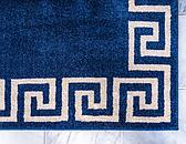 5' x 8' Greek Key Rug thumbnail image 8