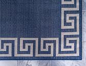 5' x 8' Greek Key Rug thumbnail image 9