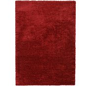Link to 6' x 9' Luxe Solid Shag Rug