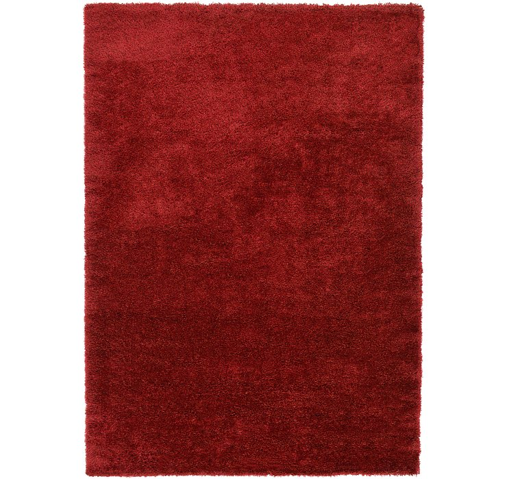 183cm x 275cm Luxe Solid Shag Rug
